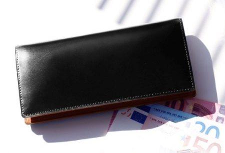 土屋鞄製造所 コードバン長財布