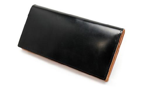 THIN BRIDLE (シンブライドル) ファスナー付き長財布