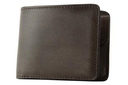 SOMES SADDLE(ソメスサドル) スクエア 二つ折り財布