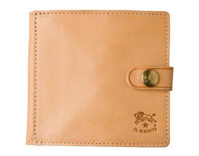 IL BISONTE (イル ビゾンテ)  二つ折り財布