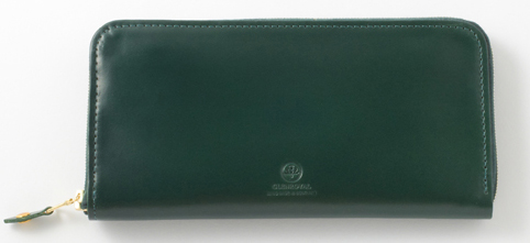 ZIP AROUND LONG PURSE/ジップ付長財布