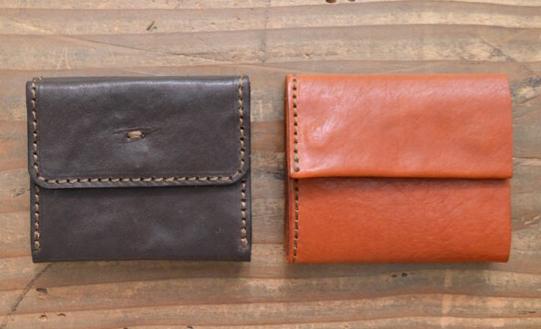 HERZ(ヘルツ)Organ(オルガン) 「三つ折り小型財布」