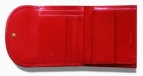 WhiteHouseCos(ホワイトハウスコックス)S1058 SMALL 3FOLD WALLET / BRIDLE