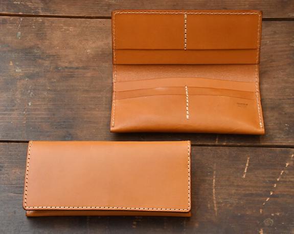 HERZ(ヘルツ)スッキリ札入れ:カード入れ付「長財布」