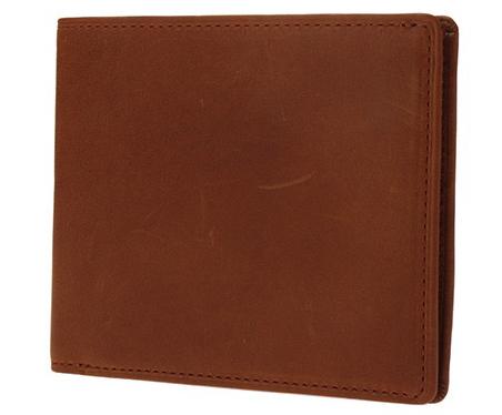 dan genten(ダン ゲンテン)スムースウォレット 薄マチ二つ折り財布