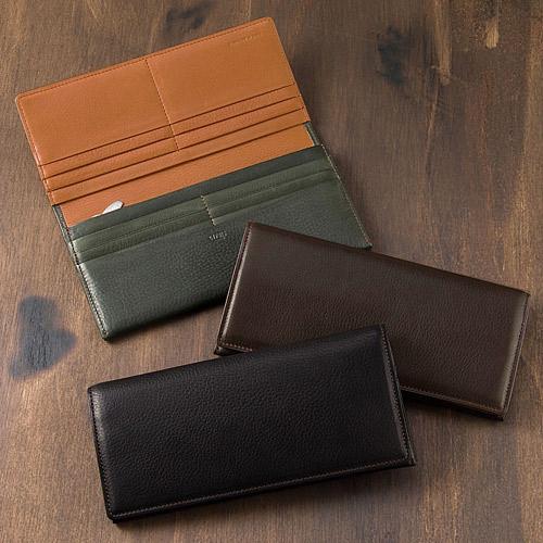 長財布(小銭入れ付きササマチ束入)■シルキーキップ