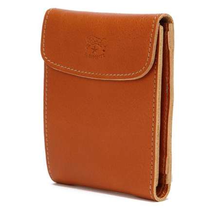IL BISONTE (イル ビゾンテ) WALLET - Conpact Wallet