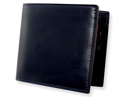 SHELL CORDOVAN 2 (シェルコードバン2)二つ折り財布
