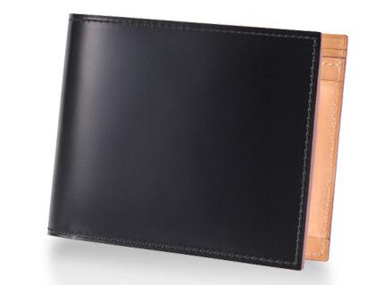 CORDOVAN (コードバン) 二つ折り財布