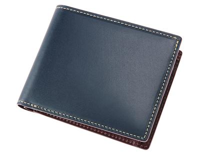 CYPRIS(キプリス)二つ折り財布(小銭入れ付き札入)