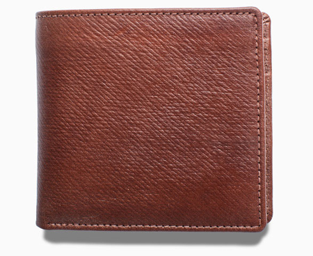 S7532 COIN WALLET / BAKER'S RUSSIAN CALF