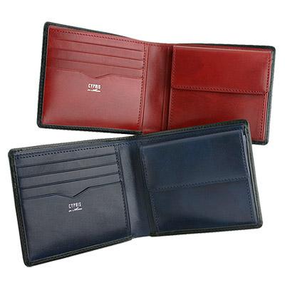 二つ折り財布(小銭付札入)■Night&Day
