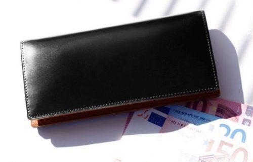 土屋鞄製造所(つちやかばんせいぞうじょ)コードバン 長財布