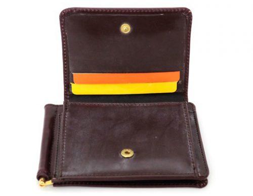 GLENROYAL(グレンロイヤル)MONEY CLIP WITH COIN POCKET