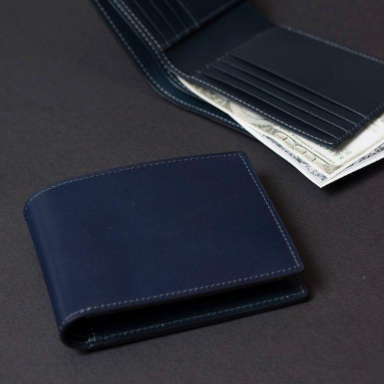 FUJITAKA(フジタカ)二つ折り財布 純札