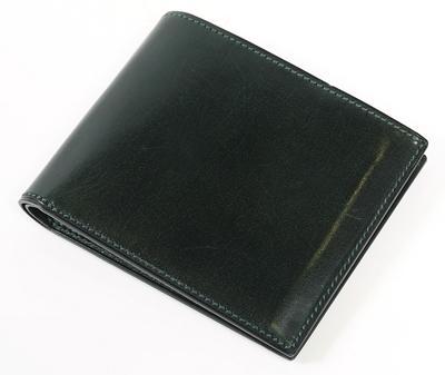 双鞣和地 二つ折り財布(小銭入付)