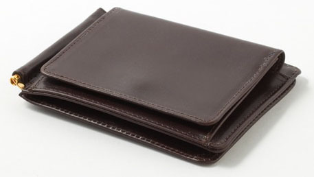 GLENROYAL(グレンロイヤル)MONEY CLIP WITH COIN POCKET