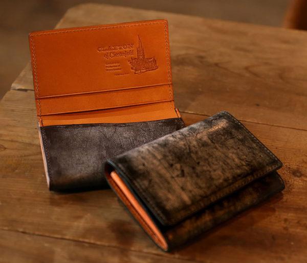 leather-g(レザージー)ブライドルレザー 名刺入れ