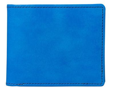 06W-WT2(2つ折財布) アースブルー