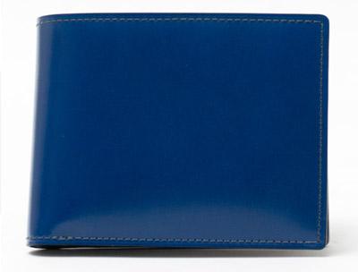 二つ折り財布 カード段11 ステイン No.633604