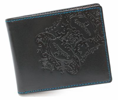 Orobianco オロビアンコ MAPPA 二つ折財布 OBU-715023