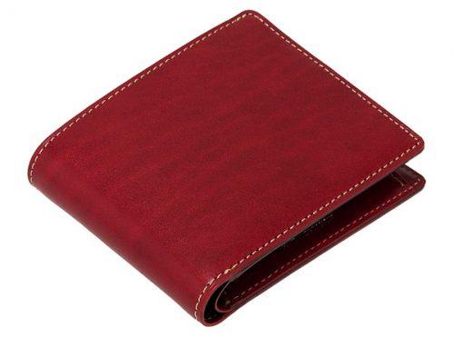 二つ折り財布(小銭入れ付き札入)■ルーガショルダー