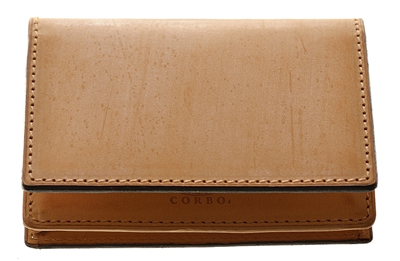 CORBO(コルボ)face -Bridle Leather- 名刺入れ