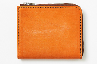 bridle - L Zip Mini Wallet -