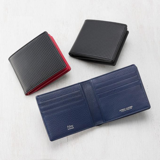 シャッテンシリーズ 二つ折り財布