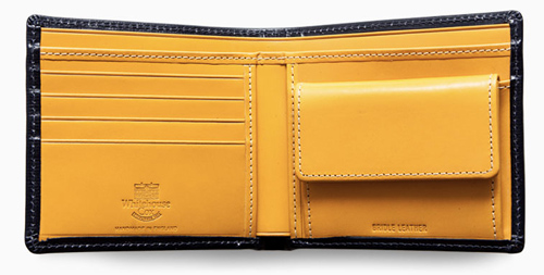 S7532 COIN WALLET / REGENT BRIDLE