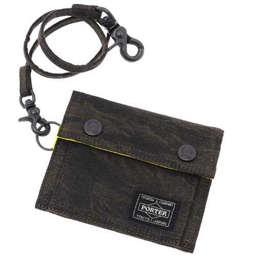 PORTER GREEN EYE WALLET