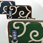 唐草ラウンド財布
