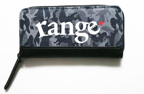 long camo wallet
