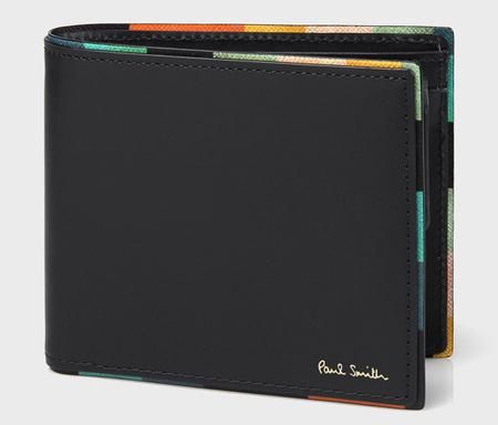 アーティストストライプポップ 2つ折り財布