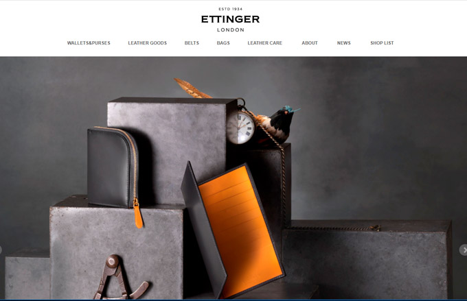 ETTINGER(エッティンガー)