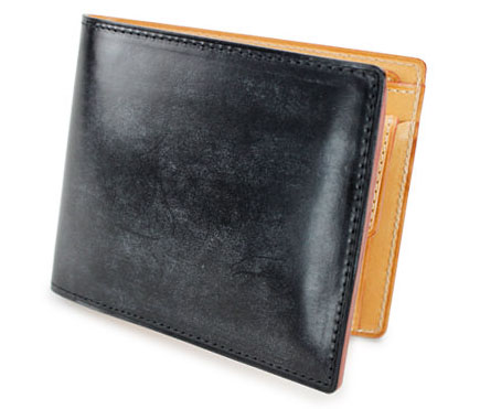 THIN BRIDLE (シンブライドル) 二つ折り財布