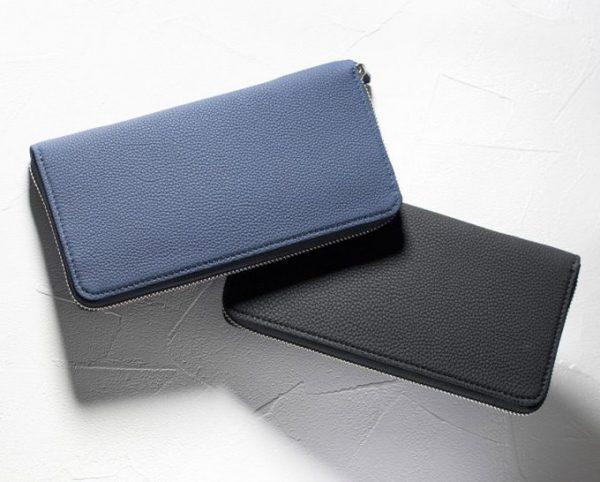 長財布 ラウンドファスナー カード段19 バブル財布 No.639607