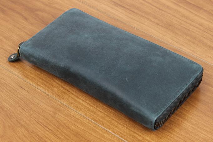 ハレルヤから発売されている、長財布