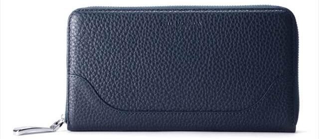 BA002-ラウンドジップ財布(Lサイズ)