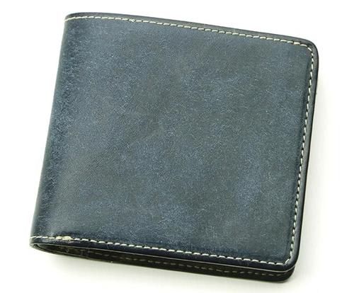 SLATE - 折財布(横型)  [プエブロレザー]