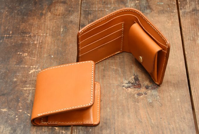 二つ折り財布(WS-5)