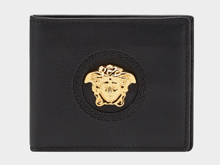 PALAZZO CALF LEATHER WALLET