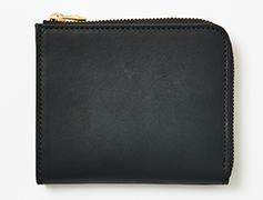 Double Oil – L zip mini wallet-