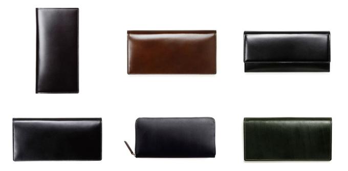 土屋鞄製造所の財布の特徴