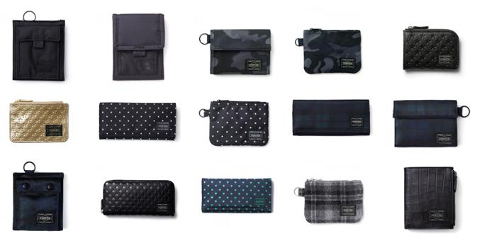 財布やバッグの世界観