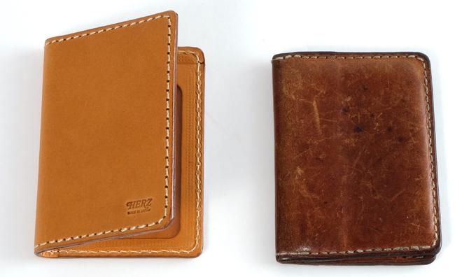 美しい経年変化を魅せてくれる財布のブランド
