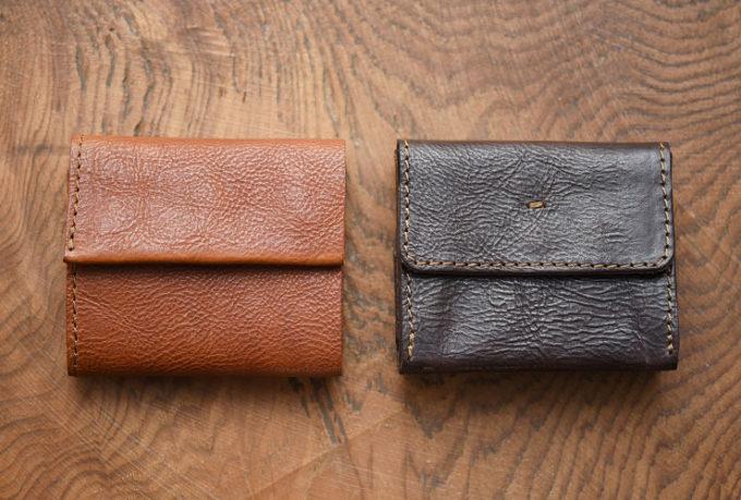 三つ折り小型財布(GS-44)