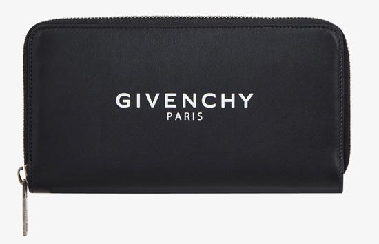 GIVENCHY PARIS ロング ジップウォレット