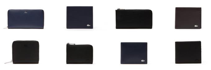 ラコステの財布