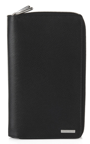 Signature Collection wallet in palmellato leathe